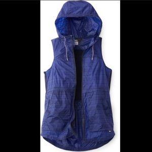 🆕REI Co-op Screeline Cascade Soft-Shell Vest Blue